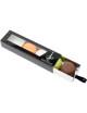 Tablette chocolat Noir Origine Papouasie Eclats d'Amandes Paris Chocolat